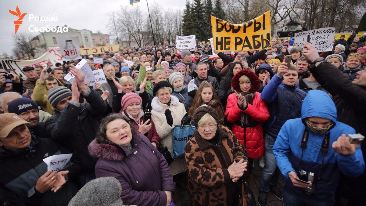 Białoruś: Znów spadły płace