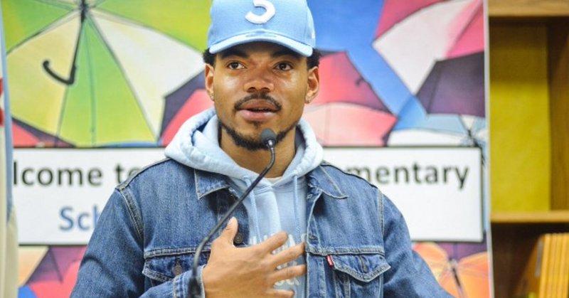 Chance the Rapper przekazał ponad 2 miliony dolarów dla CPS