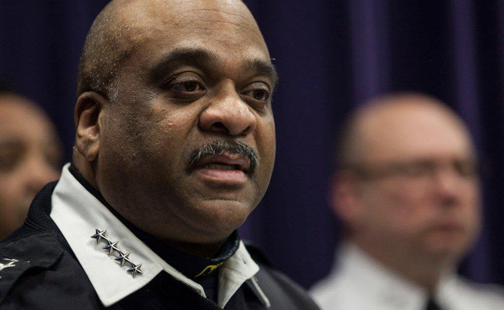 Eddie Johnson oficjalnie nie jest już zatrudniony w departamencie policji