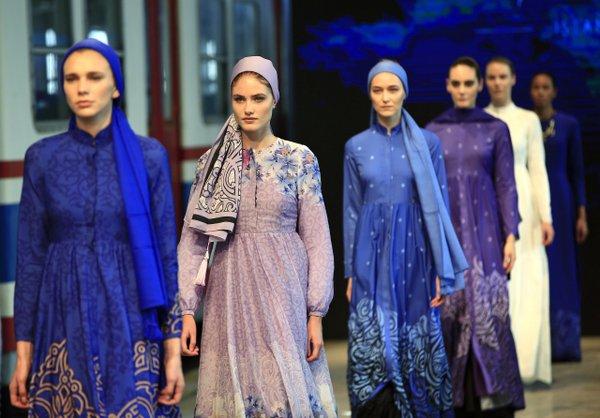 Pierwszy w Europie kolorowy magazyn poświęcony modzie islamskiej