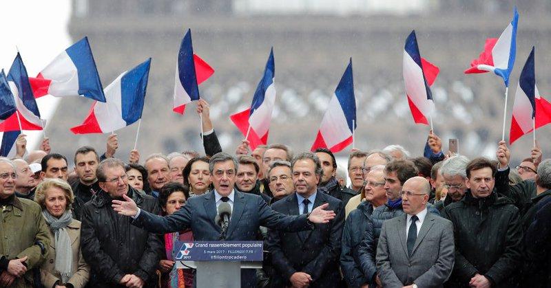 Francois Fillon, kandydat na prezydenta Francji, przyznaje się do błędów!