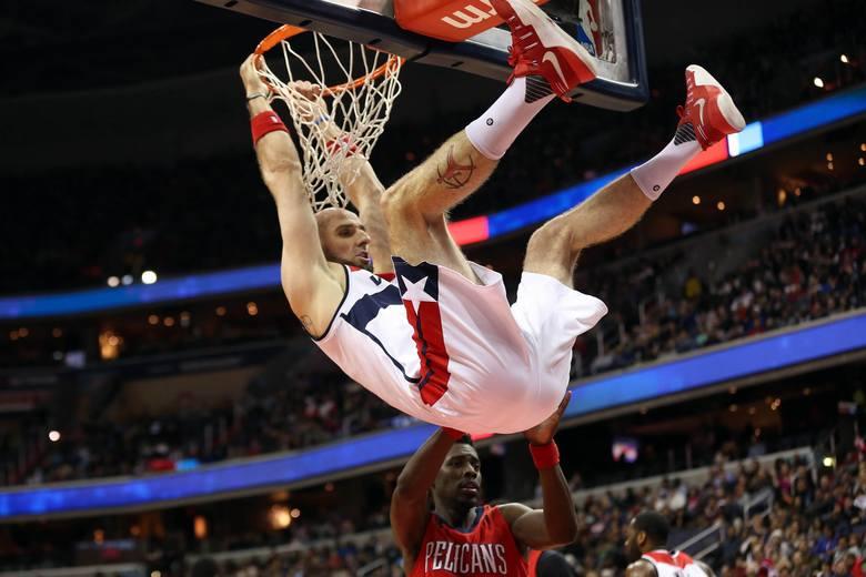Koszykówka – NBA – Pistons zainteresowani Gortatem