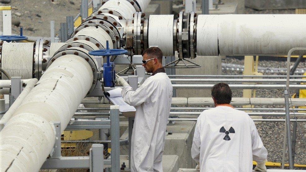 Pracownicy kompleksu nuklearnego chorują na nowotwory. Władze im nie pomogą