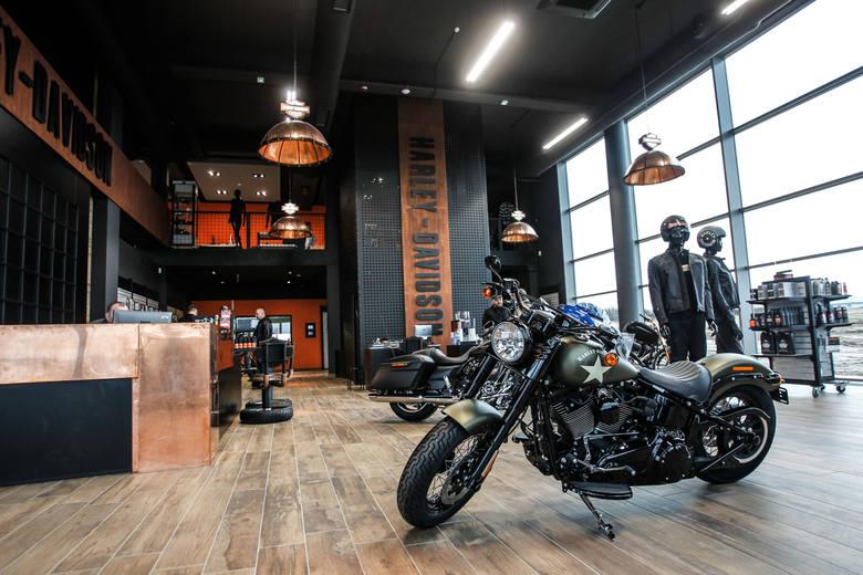 Harley-Davidson przenosi część produkcji poza USA. To efekt wojny celnej wywołanej przez z Trumpa