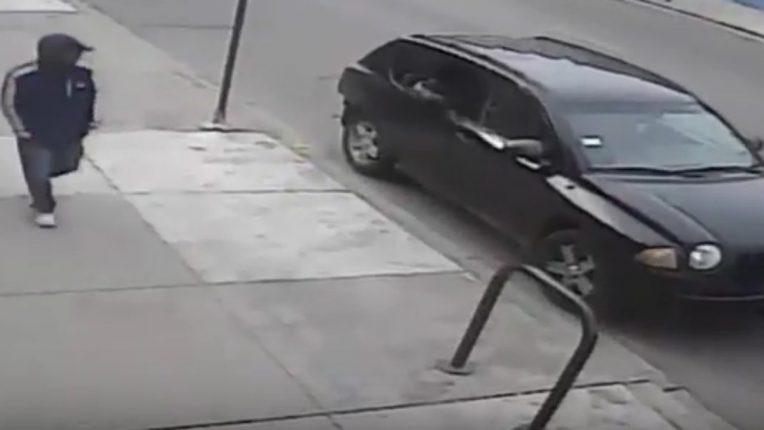 Babcia z wnuczką uprowadzone przez złodzieja samochodów
