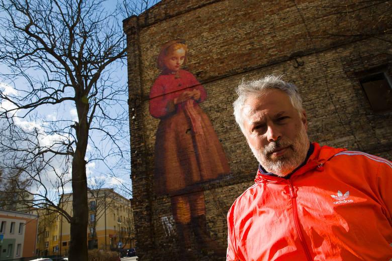 Francuski artysta Julien De Casabianca w Białymstoku