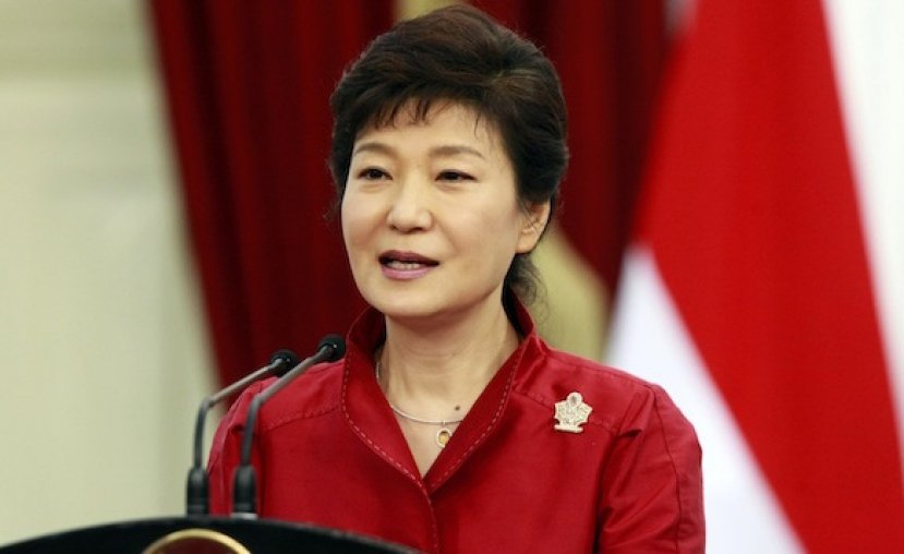 Prezydent Korei Południowej usunięta z urzędu
