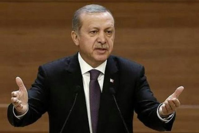Prezydent Turcji grozi Europie, że wypuści 5,5 mln uchodźców