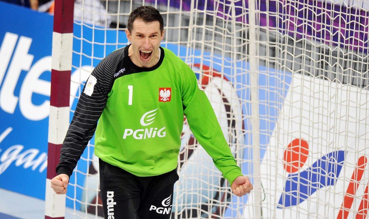 Sławomir Szmal przedłużył kontrakt z Vive Tauronem Kielce
