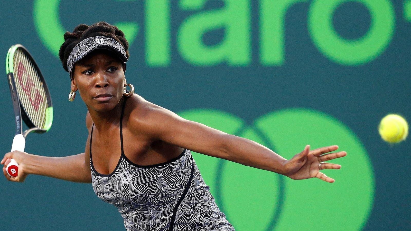 Singapur: Venus Williams drugą finalistką