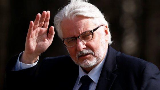 """Waszczykowski atakuje swoje następcę. Minister Czaputowicz odpowiada: """"Ja jestem w tych miejscach, gdzie się coś dzieje"""""""