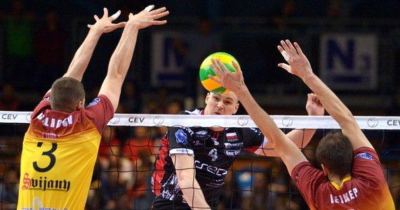 Awans Asseco Resovii do fazy play-off Ligi Mistrzów
