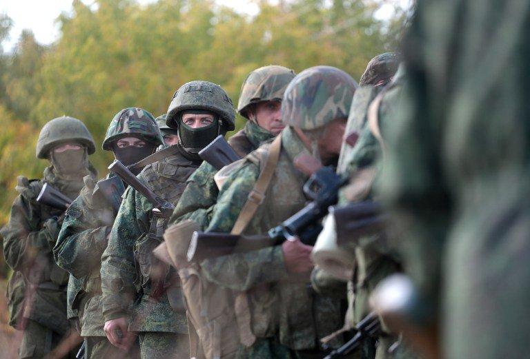 Rosyjski oficer: Walczyłem tam, gdzie nas nie ma