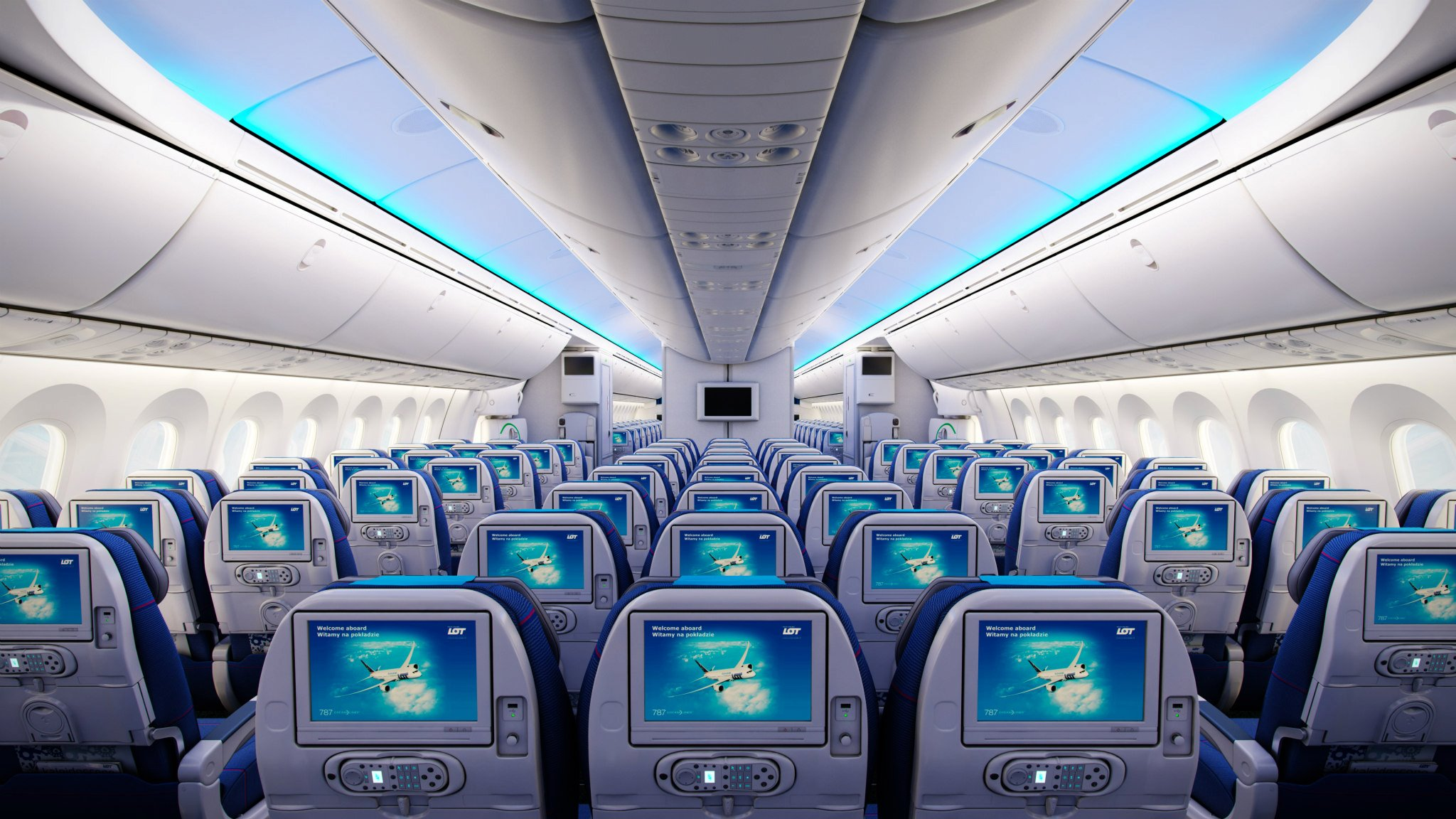 PLL LOT bogatsze o nowe Dreamlinery
