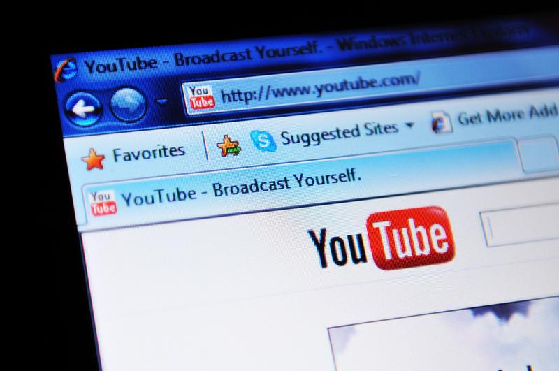 Z powodu awarii przez ponad godzinę nie działał serwis YouTube