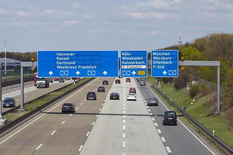 Parlament Europejski przeciwny opłatom na niemieckich autostradach