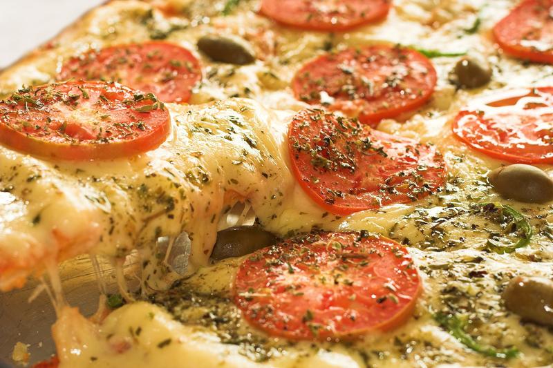 W sklepie pod Bostonem można kupić pizzę z marihuaną