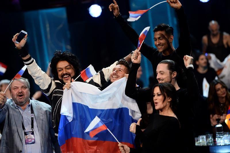 Rosja nie zbojkotuje Eurowizji w Kijowie
