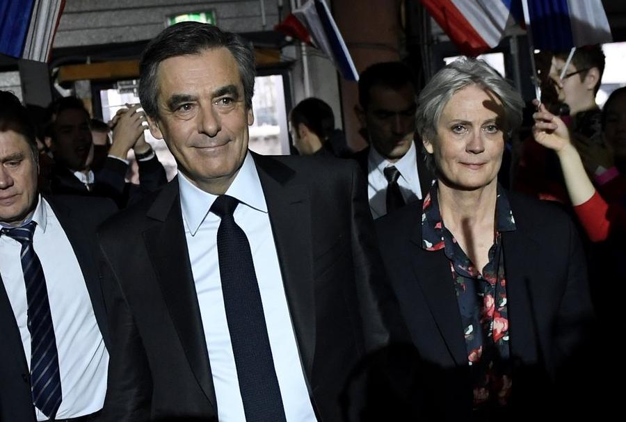 Zarzuty dla Francois Fillona – kandydata na stanowisko prezydenta Francji