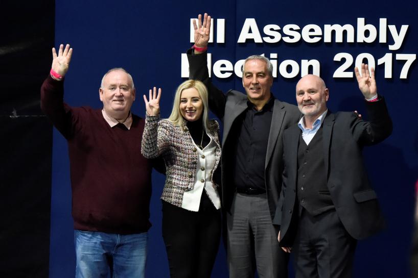 Wybory parlamentarne w Irlandii Płn. przyniosły polityczny pat
