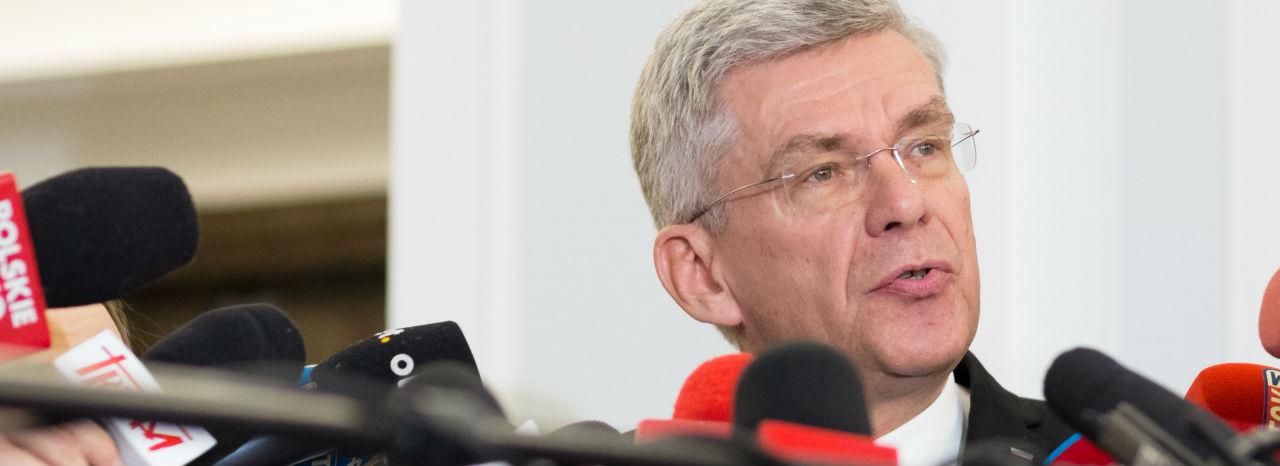 """Marszałek Senatu Stanisław Karczewski do Polonii: """"Bądźcie polskimi ambasadorami"""""""