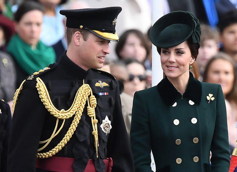 Kate i William, książęca para przebywa z oficjalną wizytą w Paryżu