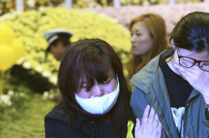 Korea Południowa: Przygotowania do wydobycia promu, który zatonął 3 lata temu