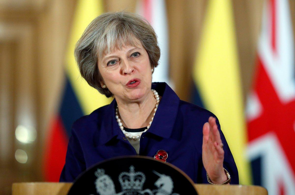 Parlamentarna porażka brytyjskiego rządu w sprawie Brexitu