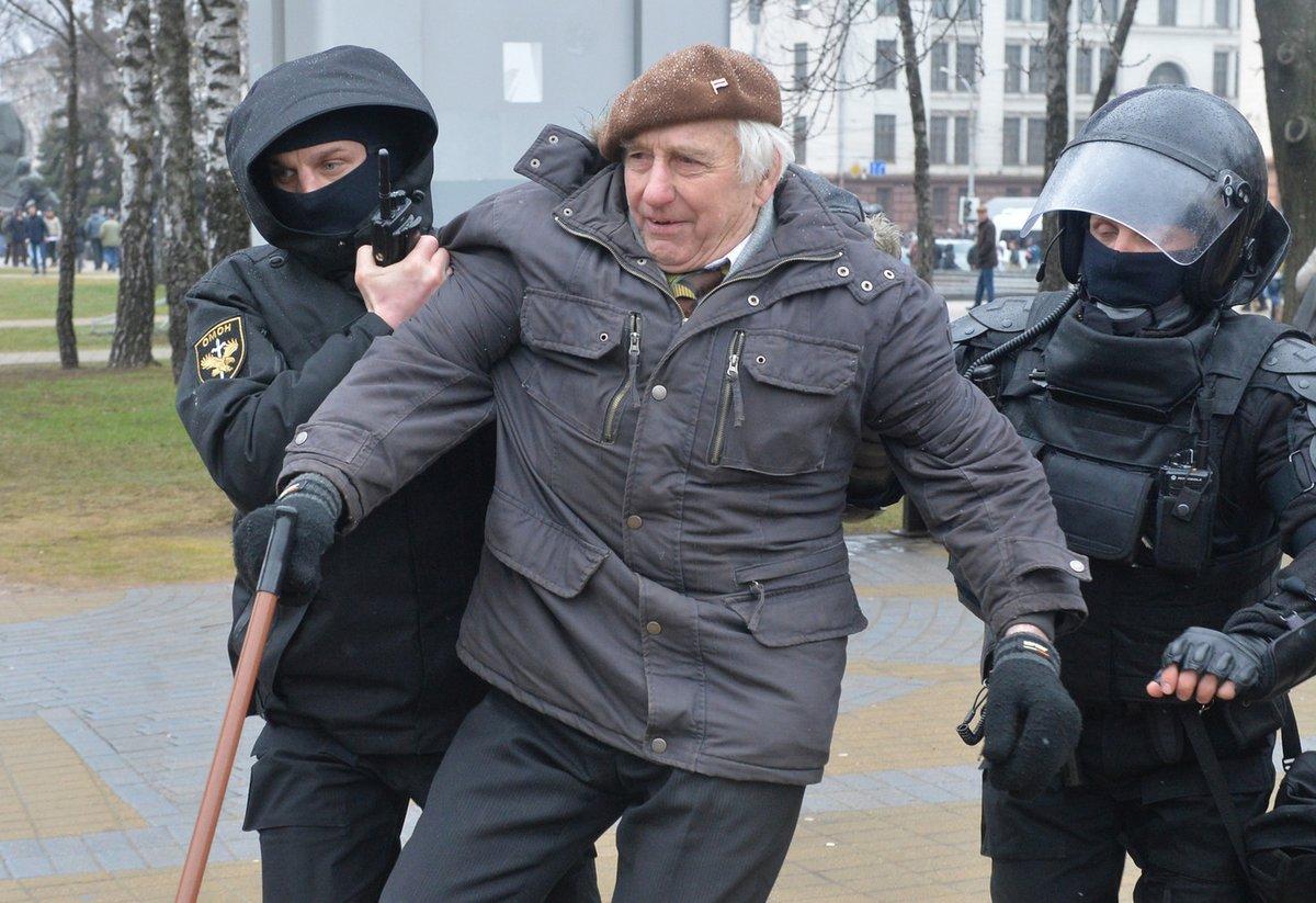 Internetowa zbiórka pieniędzy dla Białorusinów skazanych za udział w demonstracjach