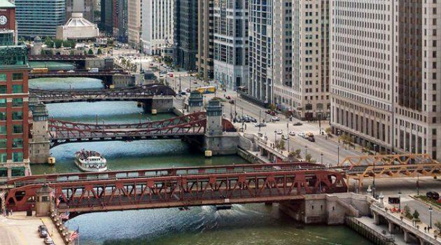 12 procent mostów w rejonie Chicago nie nadaje się do eksploatacji