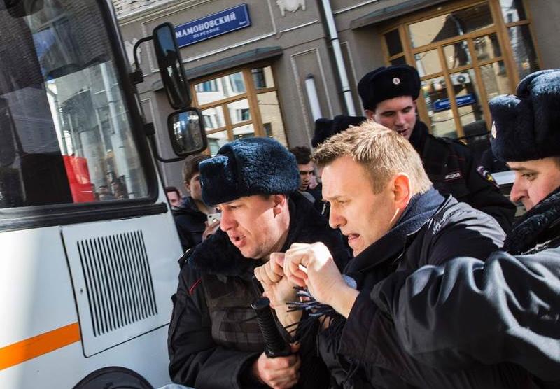 Moskwa musi zapłacić Nawalnemu 20 tysięcy euro odszkodowania