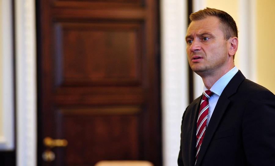 Sławomir Nitras odwołany z funkcji szefa delegacji do ZP OBWE