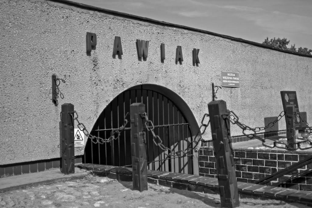 75. rocznica egzekucji więźniów politycznych Pawiaka