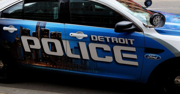 Samochód przejechał człowieka na parkingu w Detroit