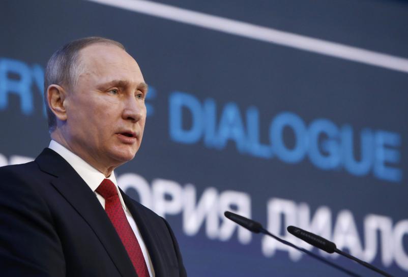 Bloomberg: Kreml planuje zmianę prawa, żeby W. Putin zachował władzę