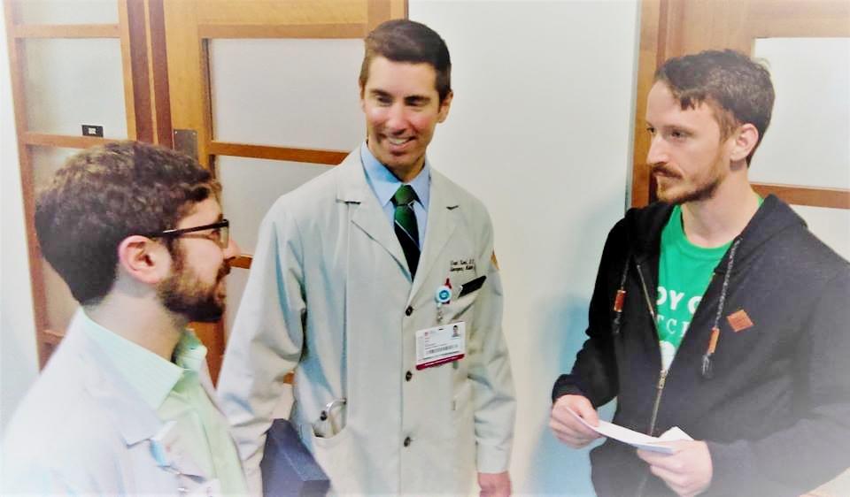 """""""Matching Day""""dla absolwentów studiów medycznych!"""