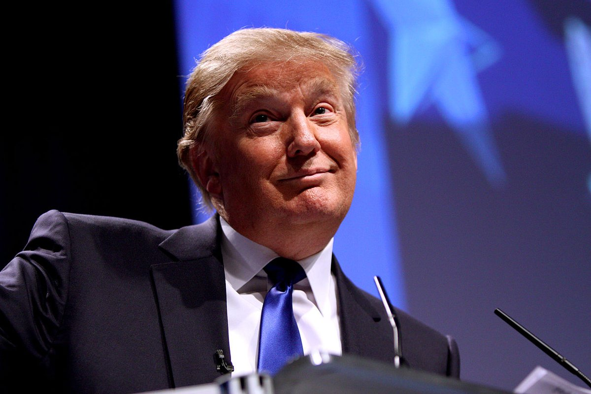 Czy Donald Trump może ułaskawić sam siebie?