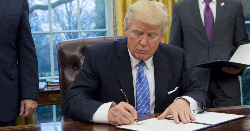 Donald Trump podpisał nowy dekret imigracyjny!