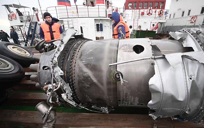 Zaskakujące wnioski z badań katastrofy rosyjskiego Tu-154