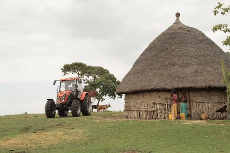 URSUS podbija Afrykę