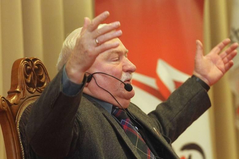 Lech Wałęsa: Konieczne jest stworzenie 10 laickich przykazań dla wszystkich