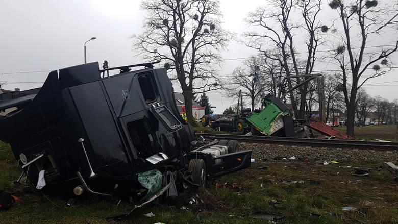 Zderzenie z Pendolino. Kierowca ciężarówki z zarzutami spowodowania katastrofy lądowej