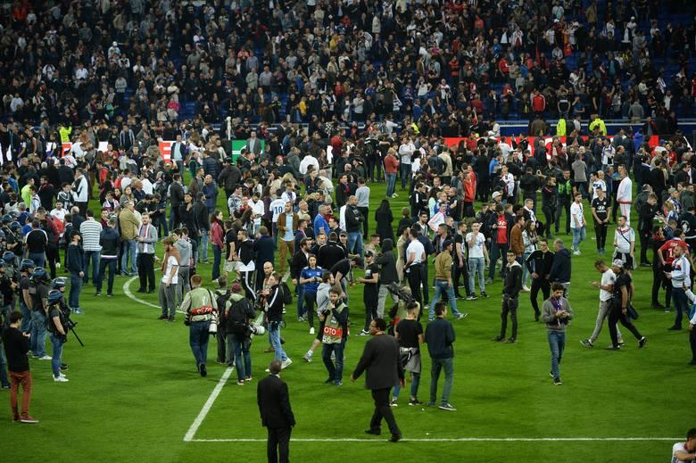 Dwa kluby wyrzucone z rozgrywek w europejskich pucharach