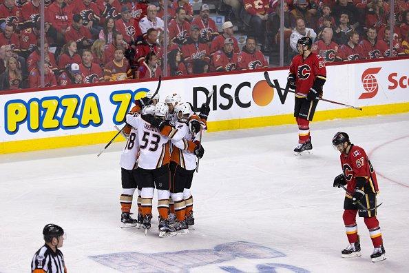 Zwycięstwa Predators i Ducks w NHL