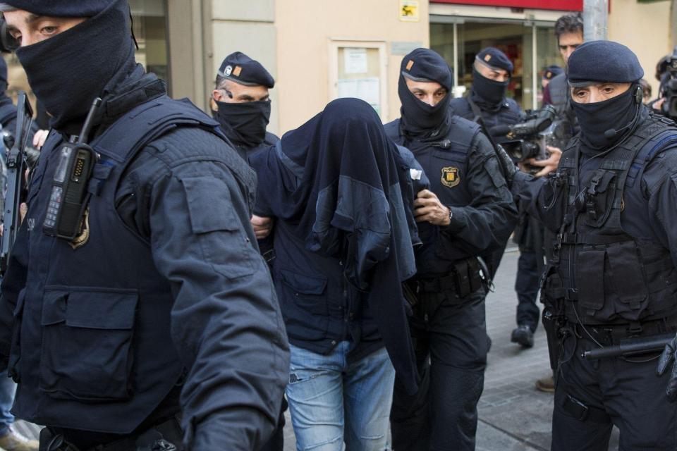 Hiszpania: Starcia w Katalonii. 43 osoby zostały ranne, a 12 zostało zatrzymanych