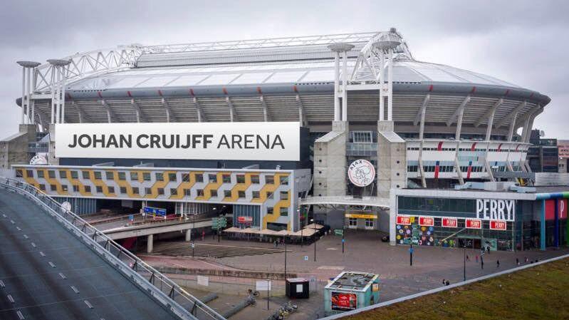 Atadion Ajaksu zmienia nazwę na Johan Cruijff Arena