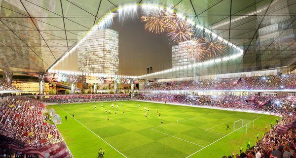 Nowy stadion w Detroit może przynieść miliardowe zyski