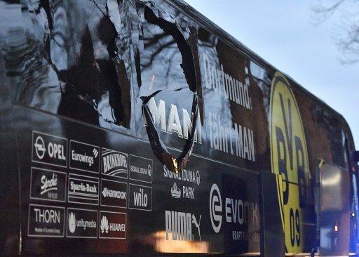 Podejrzany o atak na piłkarzy Borussii aresztowany w Niemczech