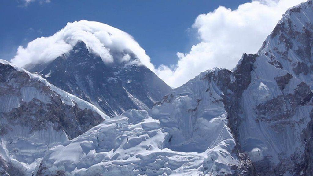 Wiercenie w najwyżej położonym lodowcu świata
