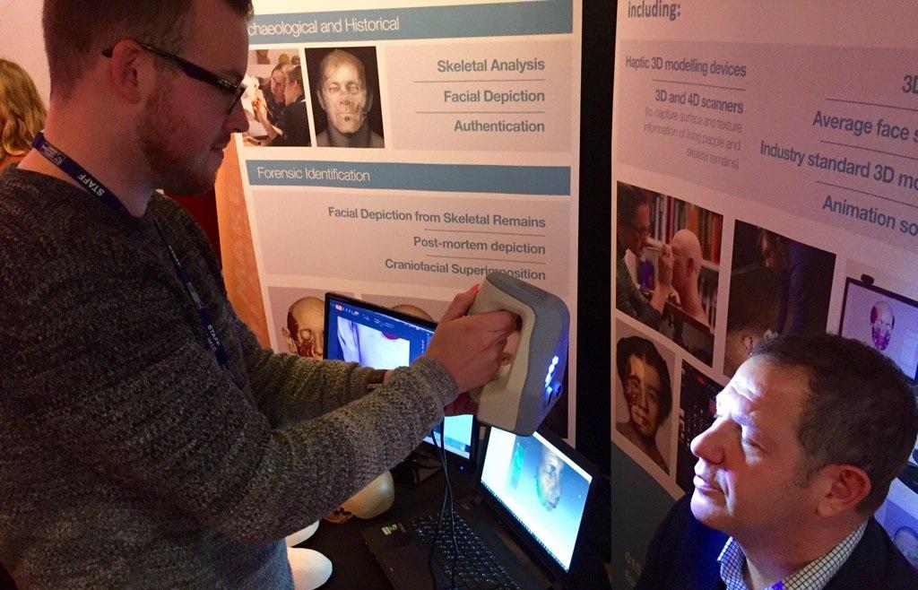 Facelab – identyfikacja osób na podstawie obrazu z kamer
